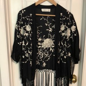 Abercrombie & Fitch kimono